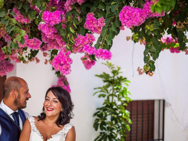 La boda de Juan y Gemma en La Carolina, Jaén 41