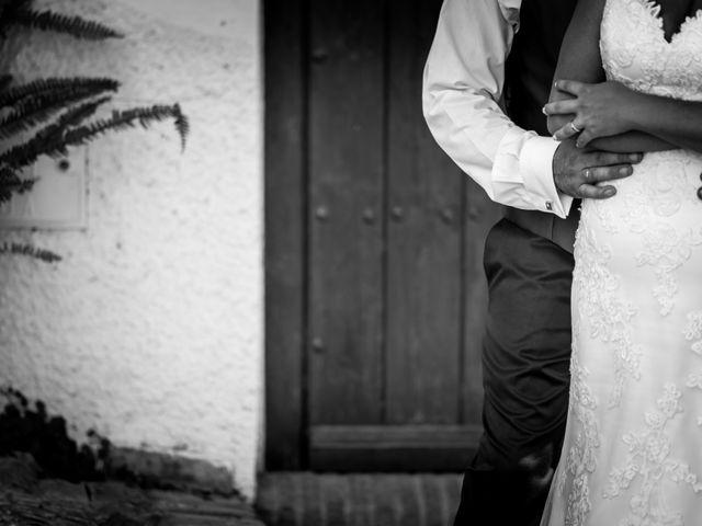 La boda de Juan y Gemma en La Carolina, Jaén 42