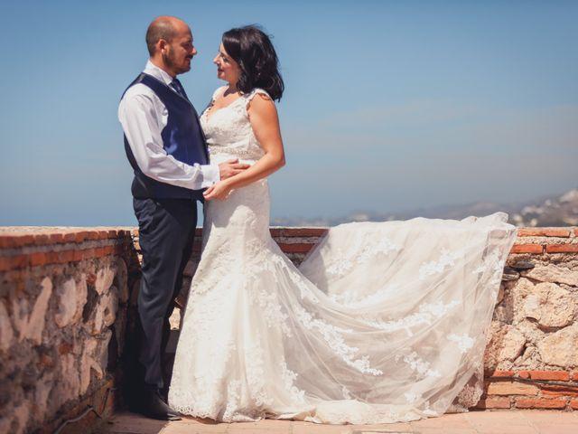 La boda de Juan y Gemma en La Carolina, Jaén 46