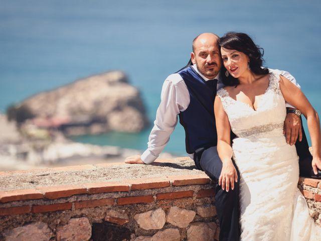 La boda de Juan y Gemma en La Carolina, Jaén 47