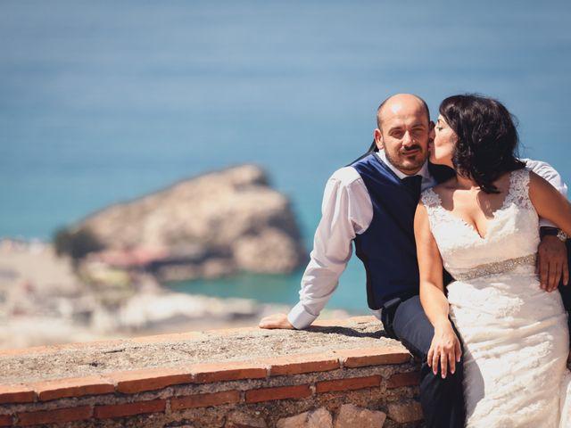 La boda de Juan y Gemma en La Carolina, Jaén 48