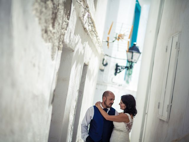 La boda de Juan y Gemma en La Carolina, Jaén 50