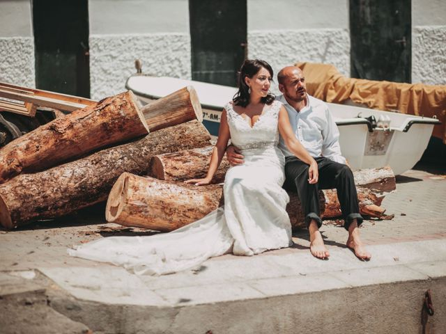 La boda de Juan y Gemma en La Carolina, Jaén 56