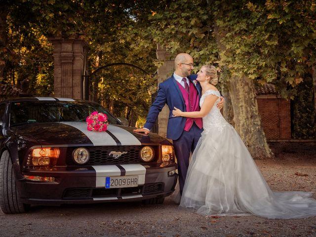 La boda de LIbertad y Itamar