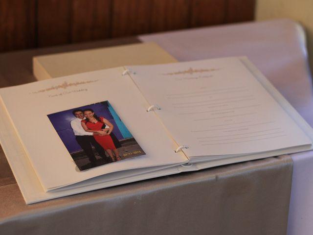 La boda de Edu  y Eli  en San Salvador (Duio), A Coruña 7