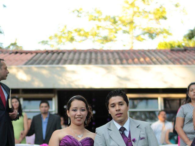 La boda de Edu  y Eli  en San Salvador (Duio), A Coruña 1