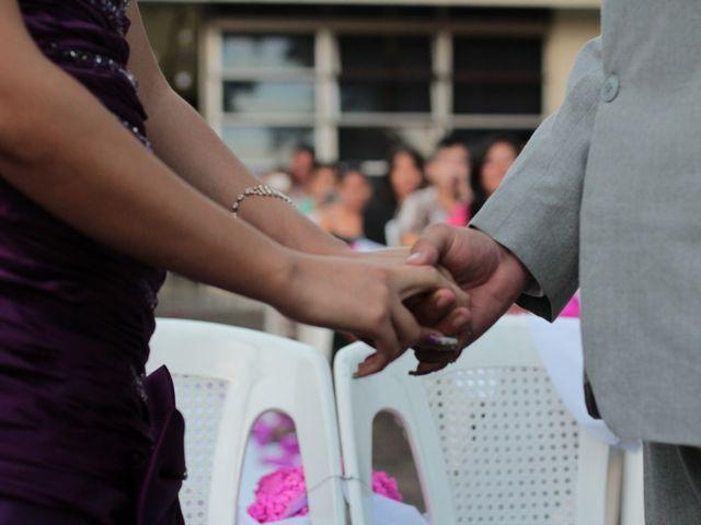 La boda de Edu  y Eli  en San Salvador (Duio), A Coruña 13