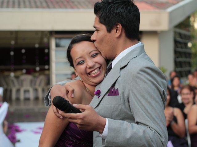 La boda de Edu  y Eli  en San Salvador (Duio), A Coruña 2