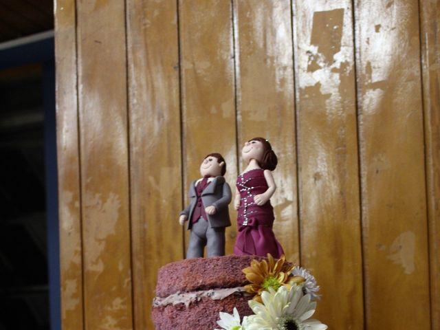La boda de Edu  y Eli  en San Salvador (Duio), A Coruña 29