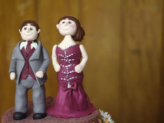 La boda de Edu  y Eli  en San Salvador (Duio), A Coruña 30