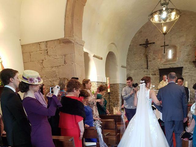 La boda de Felipe y Laura en Gijón, Asturias 1