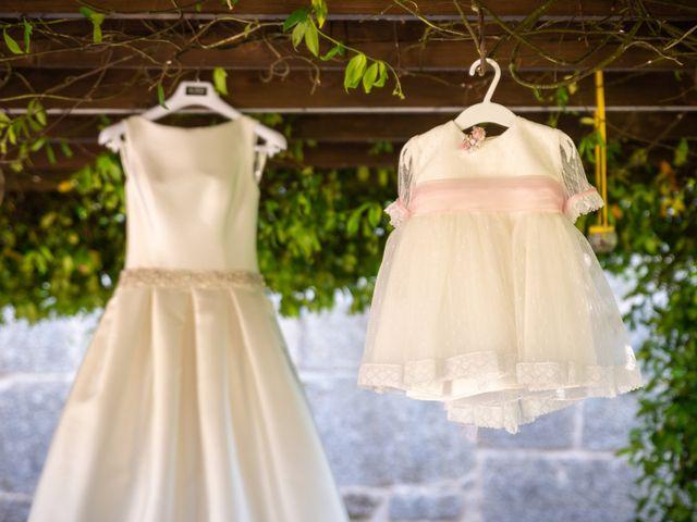 La boda de Álex y Sabina en A Arnoia, Orense 4