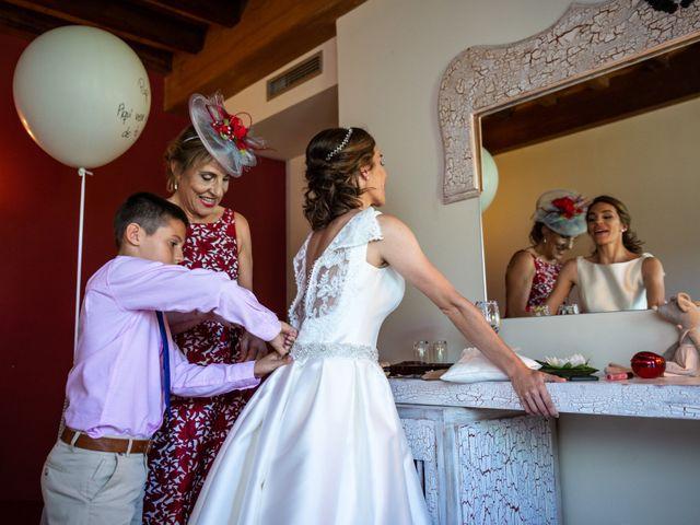 La boda de Álex y Sabina en A Arnoia, Orense 14
