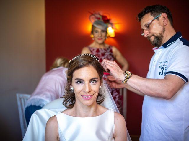 La boda de Álex y Sabina en A Arnoia, Orense 19