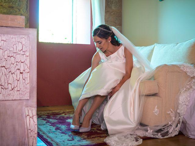 La boda de Álex y Sabina en A Arnoia, Orense 22