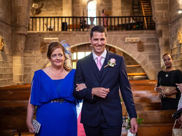 La boda de Álex y Sabina en A Arnoia, Orense 26