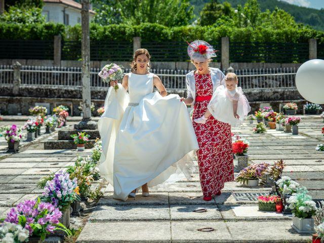 La boda de Álex y Sabina en A Arnoia, Orense 27