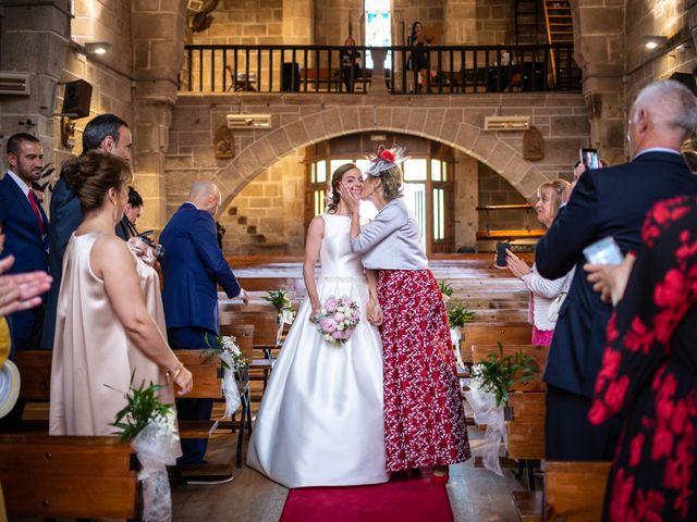 La boda de Álex y Sabina en A Arnoia, Orense 28