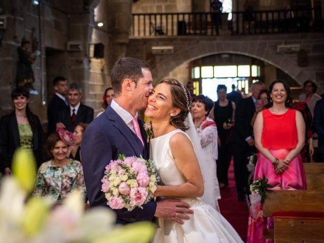 La boda de Álex y Sabina en A Arnoia, Orense 32