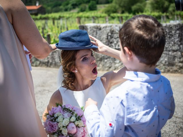 La boda de Álex y Sabina en A Arnoia, Orense 34
