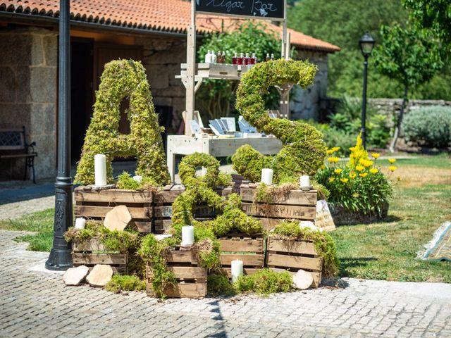 La boda de Álex y Sabina en A Arnoia, Orense 43