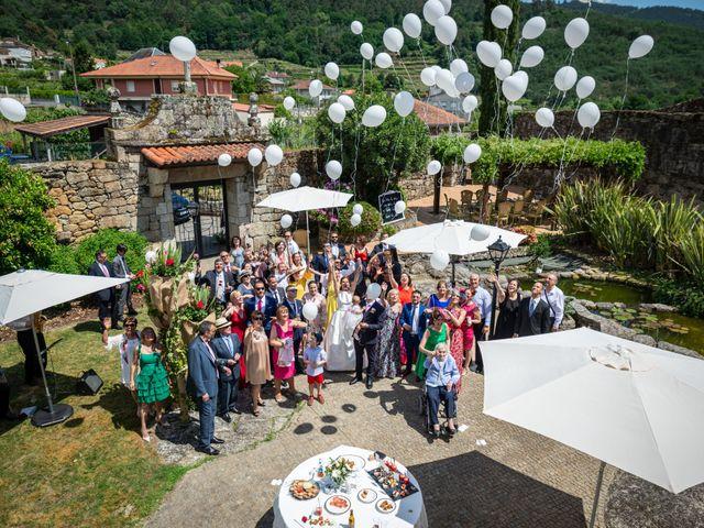 La boda de Álex y Sabina en A Arnoia, Orense 48