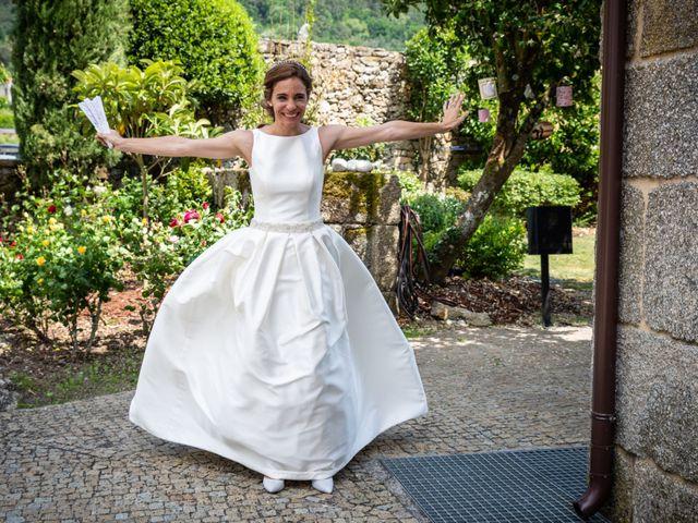 La boda de Álex y Sabina en A Arnoia, Orense 49