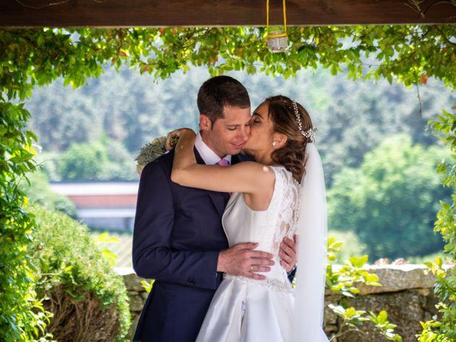 La boda de Álex y Sabina en A Arnoia, Orense 53