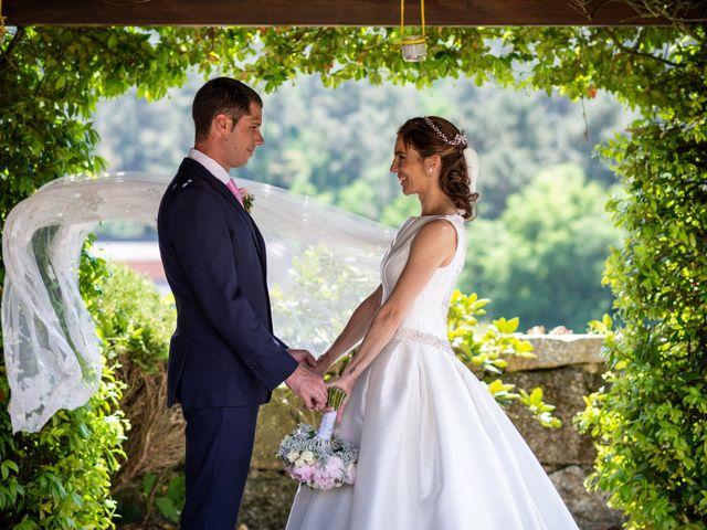 La boda de Álex y Sabina en A Arnoia, Orense 54