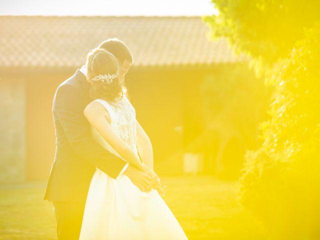 La boda de Álex y Sabina en A Arnoia, Orense 1