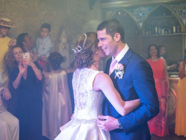 La boda de Álex y Sabina en A Arnoia, Orense 63