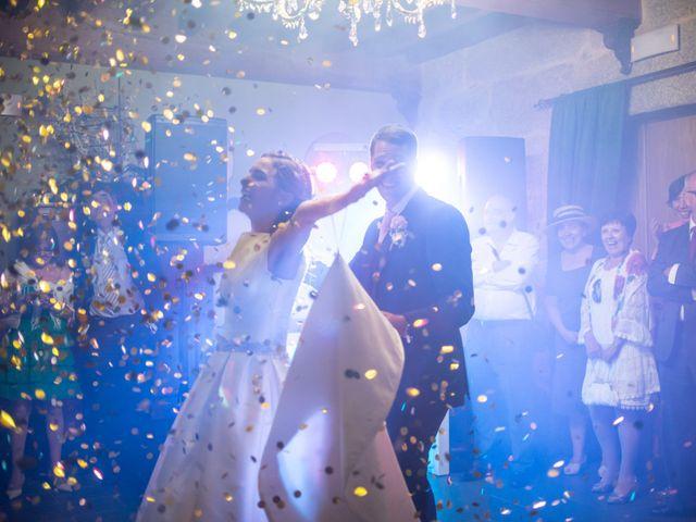 La boda de Álex y Sabina en A Arnoia, Orense 64