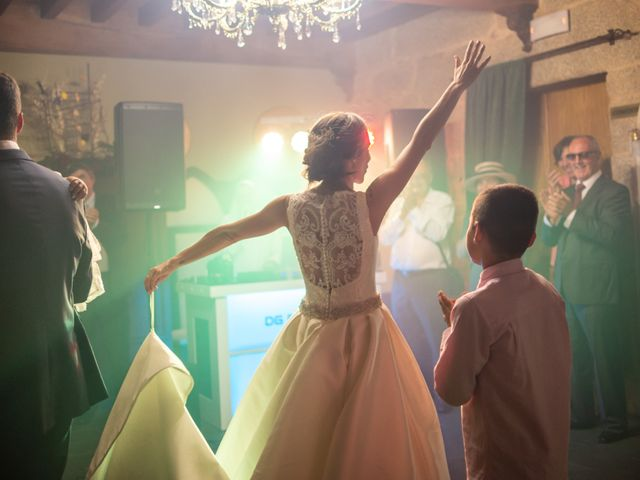 La boda de Álex y Sabina en A Arnoia, Orense 65