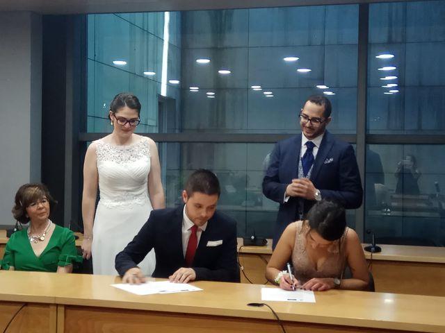 La boda de Alex y Maria en Madrid, Madrid 11