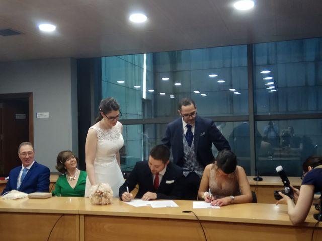 La boda de Alex y Maria en Madrid, Madrid 13