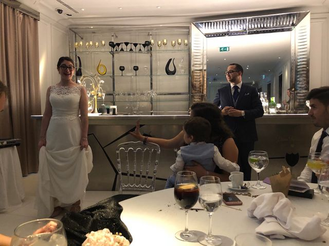 La boda de Alex y Maria en Madrid, Madrid 18