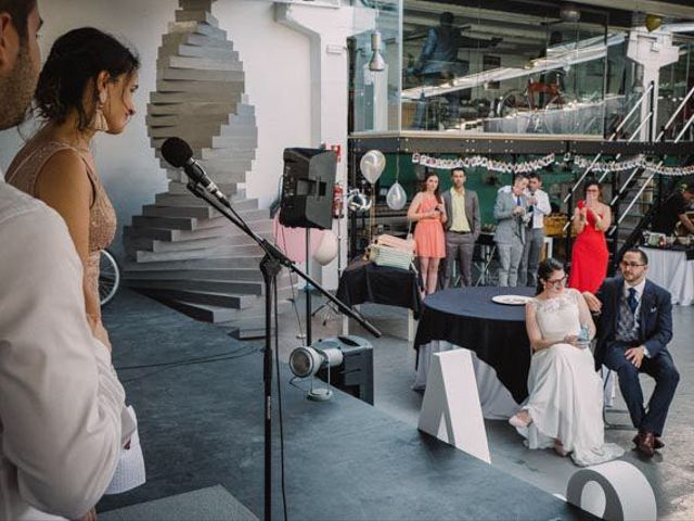 La boda de Alex y Maria en Madrid, Madrid 26