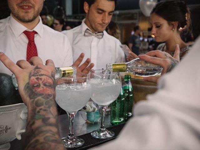 La boda de Alex y Maria en Madrid, Madrid 37