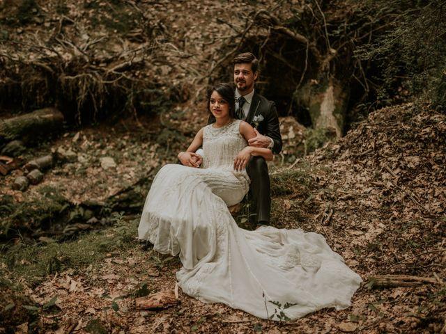 La boda de Oscar y Yessica en Irun, Guipúzcoa 1