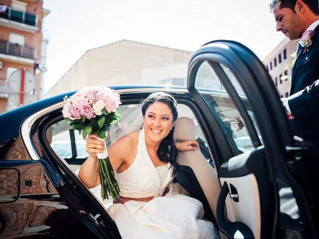 La boda de DAVID y RUT en San Sebastian De Los Reyes, Madrid 16