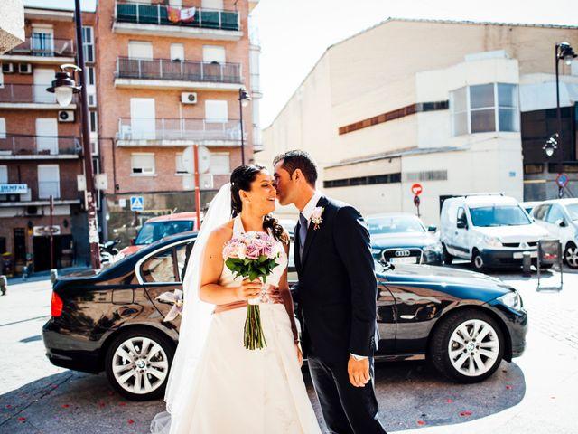 La boda de DAVID y RUT en San Sebastian De Los Reyes, Madrid 17