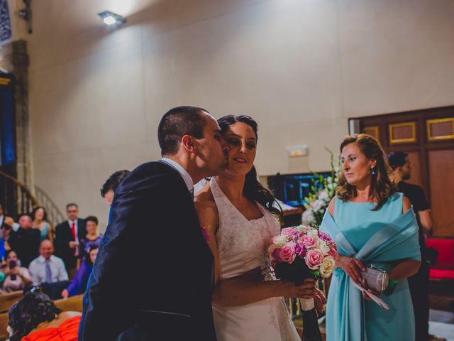 La boda de DAVID y RUT en San Sebastian De Los Reyes, Madrid 18