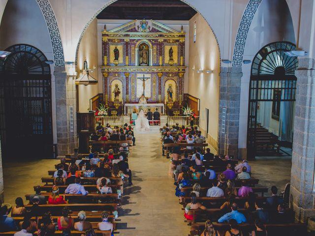 La boda de DAVID y RUT en San Sebastian De Los Reyes, Madrid 19