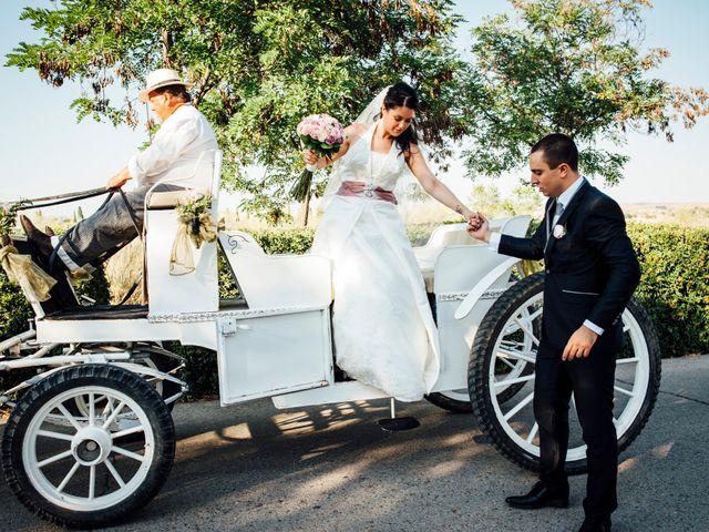 La boda de DAVID y RUT en San Sebastian De Los Reyes, Madrid 23