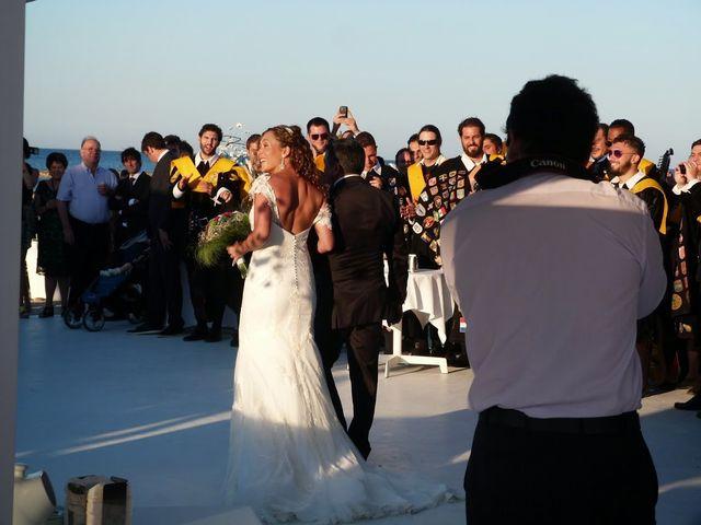 La boda de Jose y Cristina en La Manga Del Mar Menor, Murcia 6
