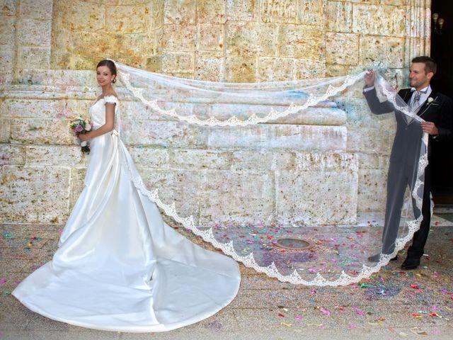 La boda de Luis y Miriam en Valladolid, Valladolid 1