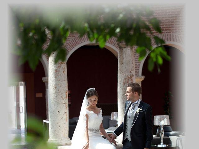 La boda de Luis y Miriam en Valladolid, Valladolid 22
