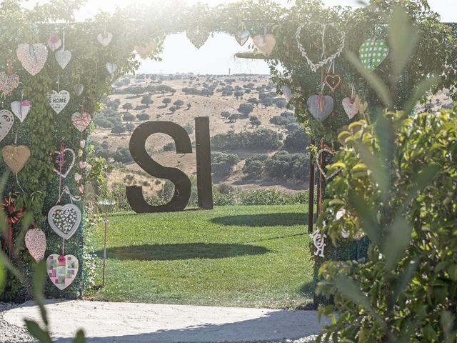 La boda de David y Irene en San Agustin De Guadalix, Madrid 11