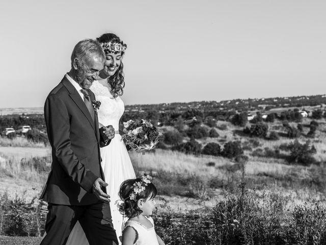 La boda de David y Irene en San Agustin De Guadalix, Madrid 12