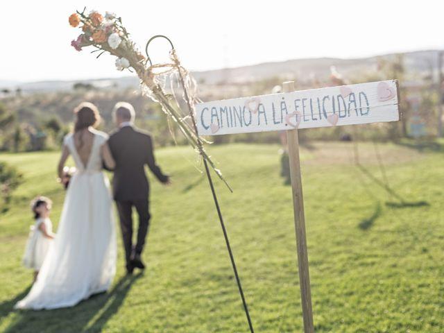 La boda de David y Irene en San Agustin De Guadalix, Madrid 13